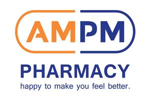 AM PM Pharmacy logo